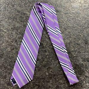 Men's Purple/Navy Nautica Tie!